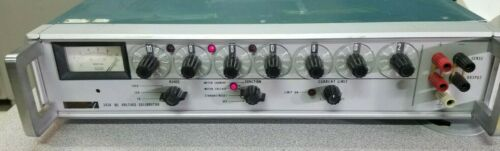Fluke 343A DC Voltage Calibrator FREE SHIPPING !