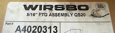 New Wirsbo A4020313 516 Qs20 Fitting Assembly