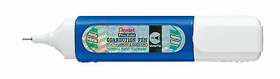 Pentel ZL31-W fine point tip Correction Pen Fluid 12 ml Multi Purpose Presto - Multi Purpose Correction Fluid