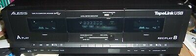 Alesis Tapelink USB - Easily digitize tapes to computer Excellent shape Manual!