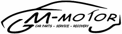 G-M USED CAR PARTS