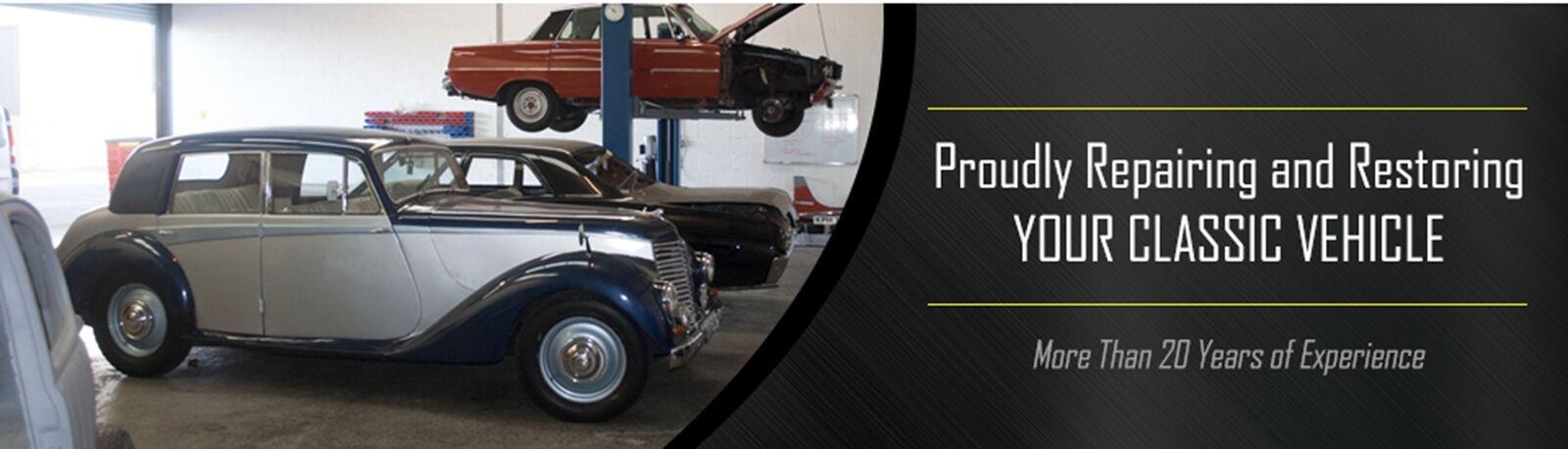 VC Restorations Parts