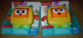 Fisher-Price Fun Feelings Monster, Brand New, Unopened