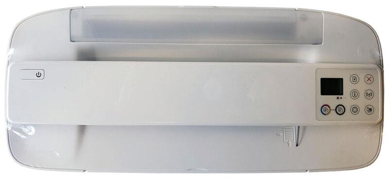 HP DeskJet 3755 All-in-One Copy Printer Refurbished (Gray)