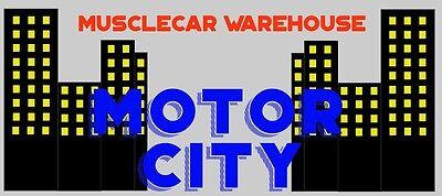 Motor City Musclecar Warehouse