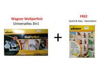Paint Sprayer Wagner Wallperfect W687e - Brand New