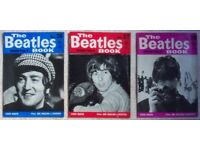 3 GREAT BEATLES MONTHLY MAGS 26 - 27 - 28