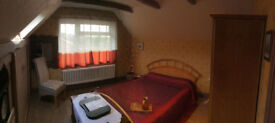 Quirky Loft Room