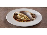 Full-Time Chef de Partie. £26k P/A London SE1.