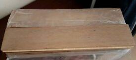 European Smoked Oak Veneer Flooring