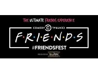 2 x Tickets for Friends Fest - Cardiff Bute Park 21/07/17