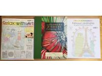 Adult Colouring Books BRAND NEW