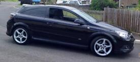 Vauxhall Astra 1.9Cdti 150bhp exterior pack