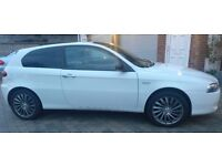 Alfa Romeo 147 1.9 JTD 3door. 2008 low mileage. Collezione, Limited Edition. Towbar