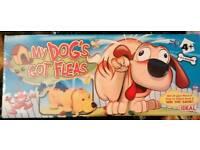 My dog has fleas game