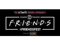 Friendsfest tickets x3 - Cardiff Sunday 23rd July 17