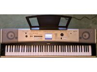 Yamaha YPG-535 88 key keyboard