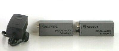 MINT Gefen EXT-DIGAUD-141 Digital Audio Extender Over One CAT-5 B08