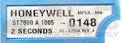 Honeywell St7800 A 1005 Timer Module 2 Seconds 1048