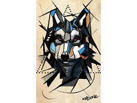 Artist ( Graffiti mural painting,Traditional painting, Tattoo designs, Portraits drawing etc ..)