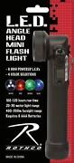 Multi Color LED Flashlight