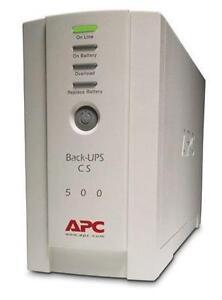 APC Back-UPS CS 500VA BK500CS