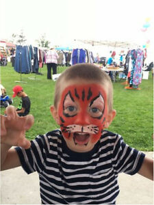 MISSISSAUGA PARTY FACEPAINTING / ENTERTAINMENT