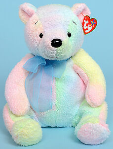 Mellow the Bear Ty Beanie Buddy stuffed animal