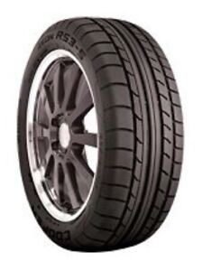 Looking for a set of 4 .. 245/40 R18 tires.