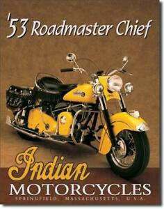 Indian motorcycle sign/ Norton signs