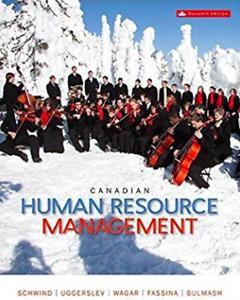 Human Resource Management Textbook