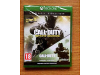 Call of Duty - Infinite Warfare (Legacy Edition) for Xbox One - Brand New