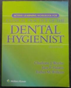 Dental hygiene workbook for sale