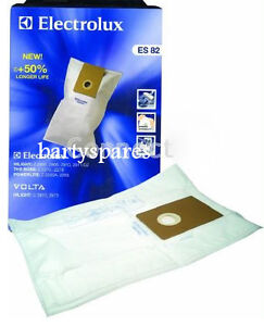 GENUINE ELECTROLUX Powerlite The Boss Hilight DUST BAGS  ES82