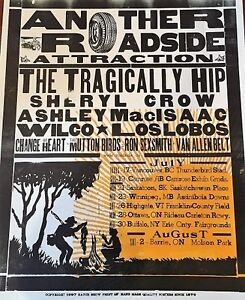 > Tragically Hip Posters Wanted-1990's & 2015  TOP $$$$ Kingston Kingston Area image 3