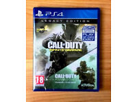 Call of Duty - Infinite Warfare (Legacy Edition) for PS4 - Brand New