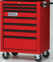 Williams 7-Drawer Roll Cabinet, by Snap On Industrial.  W26RC7