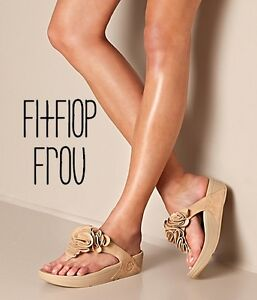 Fitflop leather toe thong