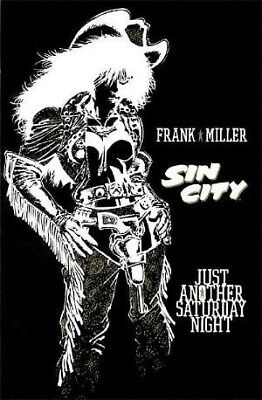 Sin City - Just Another Saturday Night (1998) One-Shot