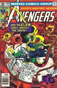 AVENGERS COMIC BOOK 205 NM