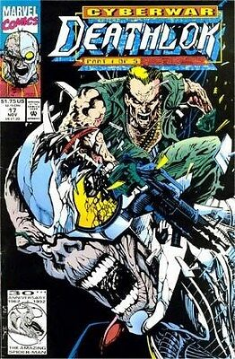Deathlok Vol. 2 (1991-1994) #17