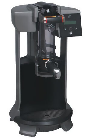 the fully automated threephase brewing process first saturates the coffee then agitates the - Commercial Coffee Maker