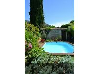 HOLIDAY RENTAL France - Villa with pool and lovely garden