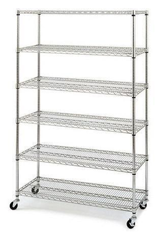 Commercial Wire Shelving Ebay