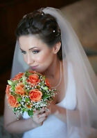 Wedding MAKEUP and Hair Design by Zina Lavut