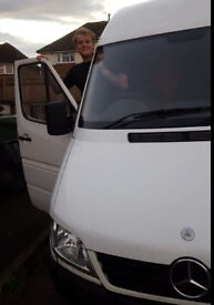 Lifting and Shifting - Sussex man with van service available 24/7