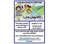 Pre-school French Group in Cockermouth
