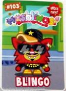 Moshi Monsters RARE Cards