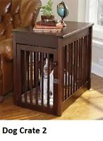 HAND CRAFTED PET ITEMS - BEDS, CRATES, RAMPS, STAIRS & MORE...
