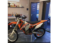 ***KTM 250F EXC 2014 Road Registered***